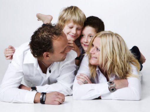 Familie fotoshoots